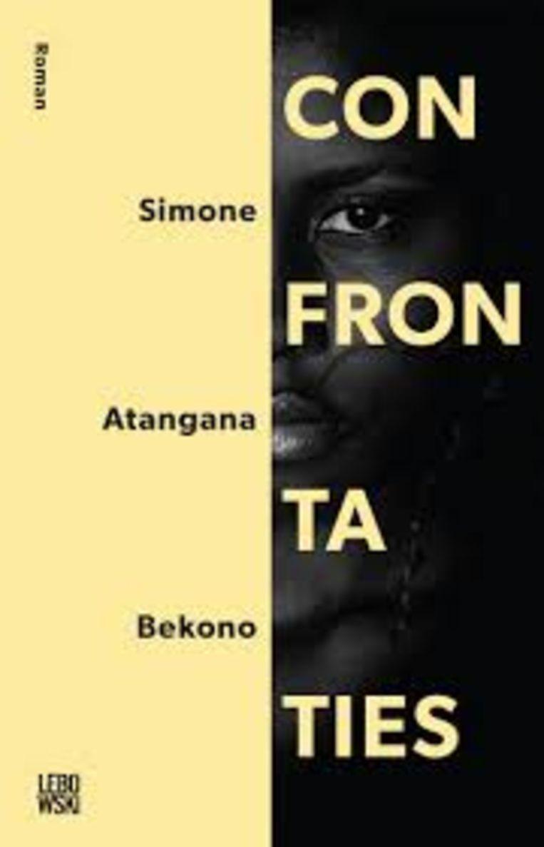 Simone Atangana Bekono – Confrontaties. Beeld rv