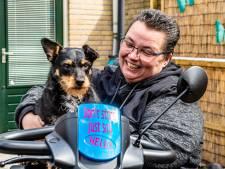 Crowdfundactie voor MS-patiënt Gerda (46): 'Ik wil niet dag en nacht tussen vier muren doorbrengen'