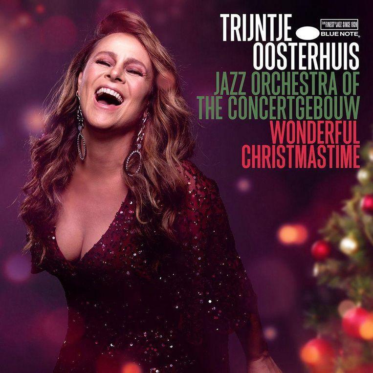 Trijntje Oosterhuis, Wonderful Christmastime. Beeld
