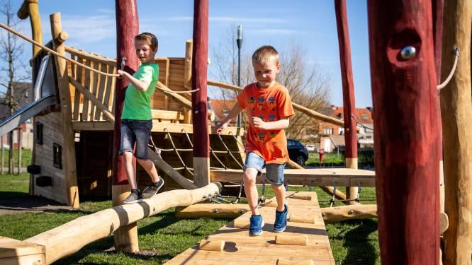 Kinderen ontwerpen zelf mee nieuw speelplein in de Melkhoek