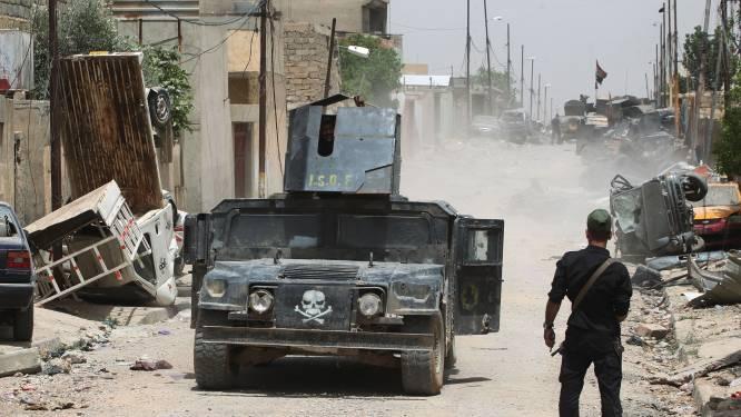 """""""IS staat aan rand van totale nederlaag nu ze volledig omsingeld zijn in Mosoel"""""""