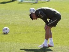 Slecht nieuws voor Atlético in titelrace: Suárez mogelijk weken uit roulatie