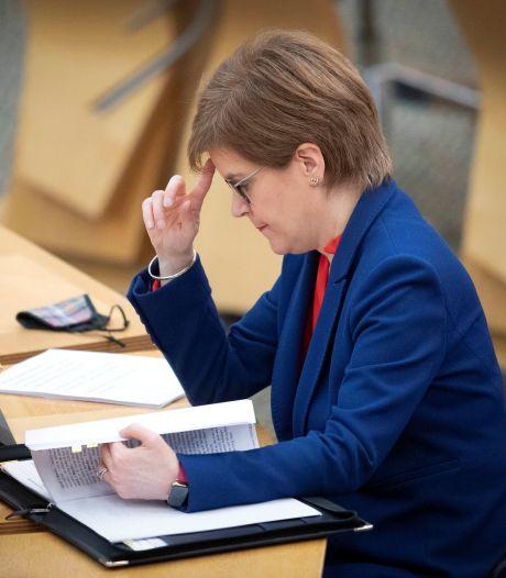 Seksrel rond voorganger kan Schotse premier Sturgeon de kop kosten