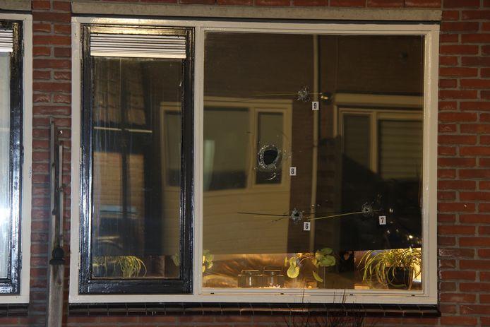 Begin januari 2020 werd een woning in De Grutto beschoten.