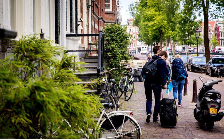 Airbnb merkt dat het aantal reizigers weer toeneemt, maar stedentrips zijn niet erg in trek.  Beeld ANP