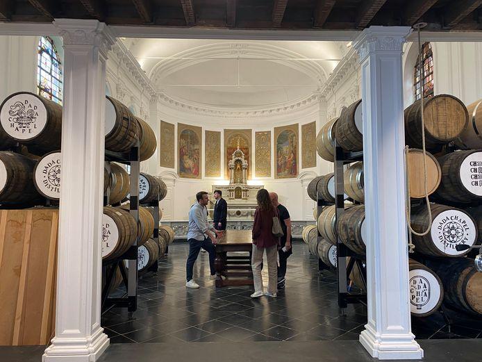 De prachtige Dada Chapel