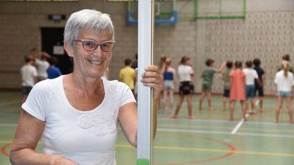 De laatste schooldag: Na 40 jaar zwaait turnjuf Nadine Sint-Victor Dworp uit
