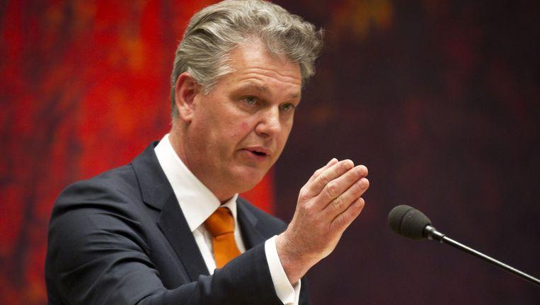 Hero Brinkman begon vanuit de PVV voor zichzelf. Beeld ANP