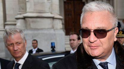 Prins Laurent richt vzw op om Libische miljoenen terug te vorderen