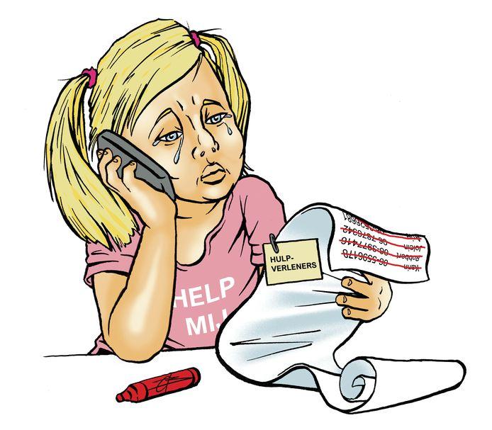 Jongeren die jeugdzorg hebben, moeten vaak vele maanden wachten voordat ze worden geholpen.