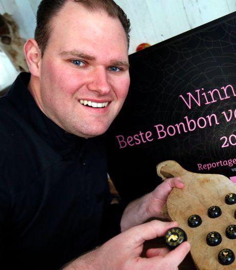 Jordi (26), maker van de beste bonbon van ons land: 'Ik wil ze gaan verkopen vanuit huis'