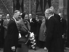Hoe Nijmegen na de oorlog totaal veranderde: 'Opvallend hoe sommige gebouwen bombardement overleefden'