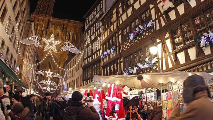 Straatsburg © REUTERS