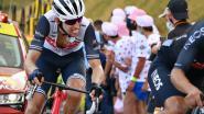 """Pechvogel Mollema: """"In twee seconden Tour en seizoen in duigen"""""""