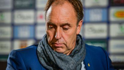 """Waasland-Beveren-voorzitter Dirk Huyck praat voor het eerst over voetbalschandaal: """"Het was de hel"""""""