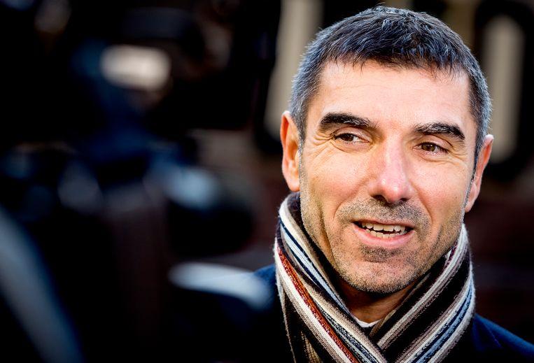 Paul Blokhuis, staatssecretaris van Volksgezondheid, Welzijn en Sport Beeld anp
