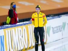 Carlijn Achtereekte mist ritme om nu al mee te doen om de prijzen op 3000 meter