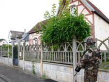 Ooggetuige gijzeling Franse kerk: Bizar om dit hier te zien