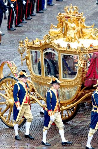 Gouden Koets voorgoed op stal? Gerestaureerd voor 1,2 miljoen en nu mag koninklijk rijtuig mogelijk niet meer uitrijden