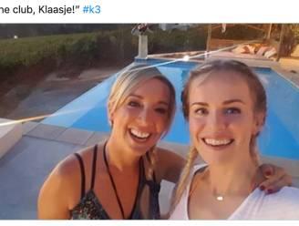 """Het internet lacht zich een breuk na vertrek van Klaasje: """"Alwéér een blonde die stopt"""""""