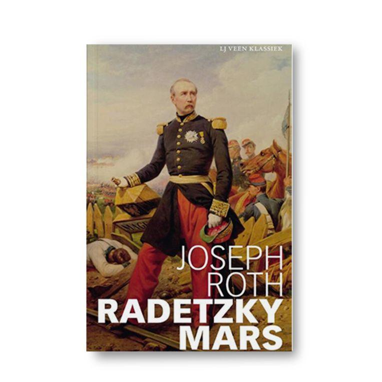 Radetzky Mars - Joseph Roth Beeld Uitgeverij LJ Veen Klassiek