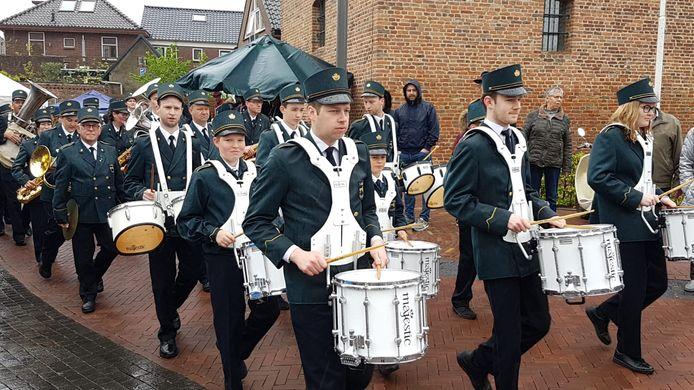 Harmonie St Radboud in Silvolde viert in 2022 haar honderdste verjaardag.