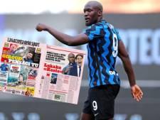 """L'annonce de Lukaku enflamme la presse en Italie et en Angleterre: """"Il a parlé avec Inzaghi"""""""
