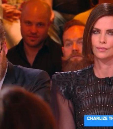 """Cyril Hanouna se venge de Charlize Theron: """"Elle était désagréable"""""""