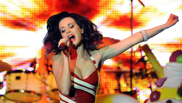 Katy Perry Beeld UNKNOWN