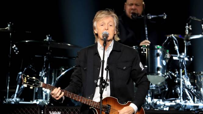 Paul McCartney deelt geen handtekeningen meer uit
