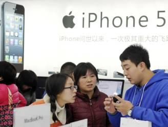 Apple haalt opgelucht adem na goed nieuws uit China