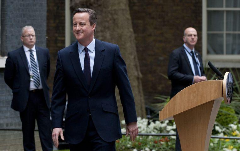 David Cameron. Beeld epa