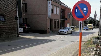 """""""Bord beurtelings parkeren zorgt voor verwarring"""""""
