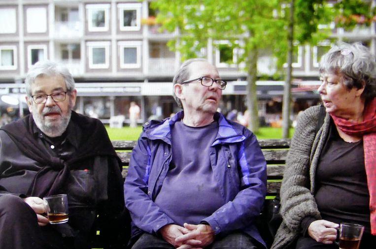 De Van Rossems in Assen. Beeld NTR