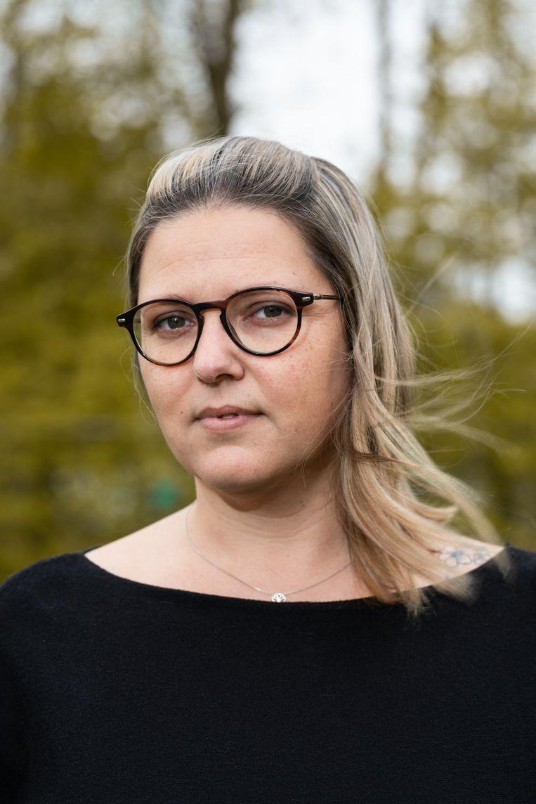 Janke Verhagen: 'Steeds als er weer zo'n drama gebeurt, zit ik er weer middenin.' Beeld Nosh Neneh