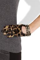 Handschoen met dierenprint van Valentino.
