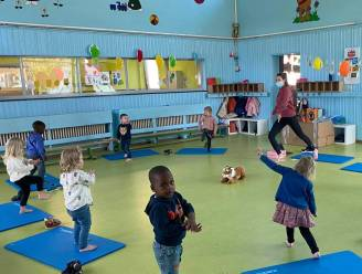 Workshop yoga voor kinderen en ouders