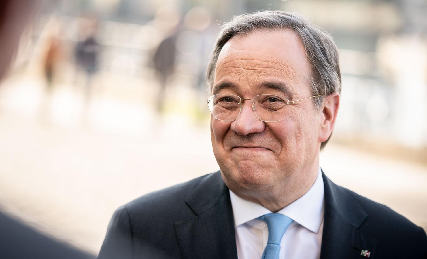 CDU-kanselierskandidaat Armin Laschet.