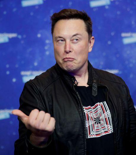 Tesla-baas Elon Musk rijkste persoon ter wereld: 'Nou, tijd om weer aan het werk te gaan'