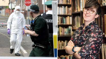 Twee verdachten opgepakt na terroristisch incident in Noord-Ierland waarbij journaliste overleed