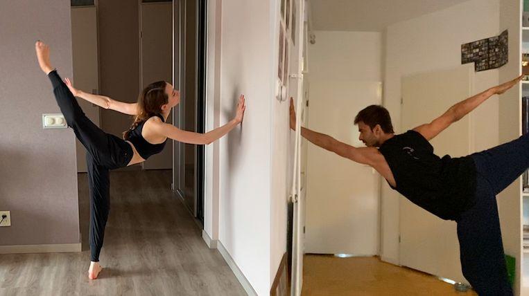 Het Nationale Ballet - Hold On Beeld Het Nationale Ballet