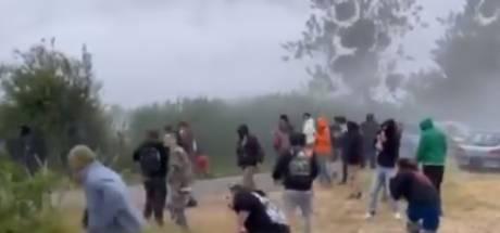 Une rave party dispersée en Bretagne, un jeune homme de 22 ans a perdu une main
