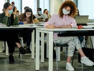 Groen licht Brussels hoger onderwijs: voltijds contactonderwijs maar wél met mondmaskers