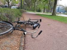 Op 't Goeie Spoor gaat het fout: fietser gewond door aanrijding