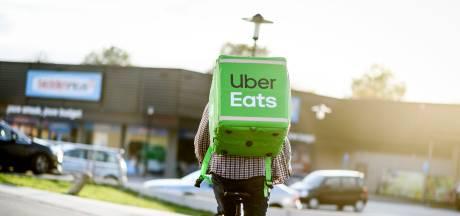Gerecht bestellen bij een restaurant in Hengelo? Dat kan via het online platform Uber Eats