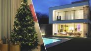 WOONVIDEO. In deze luxevilla wordt kerst met een gouden randje gevierd
