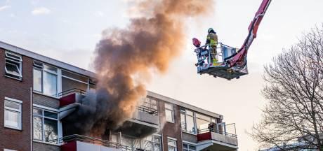 Weer politie aan de deur: brand in Tilburgse seniorenflat is dieptepunt van reeks incidenten