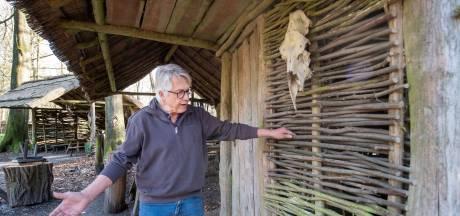 Tieners richten voor 3000 euro schade aan bij prehistorisch kamp in Apeldoorn: 'Diep triest'