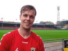 GA Eagles-captain Veldmate maakt eerste meters op trainingsveld