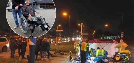 Feestganger die met 134 km/u been van Miranda eraf reed, blijkt al maanden spoorloos